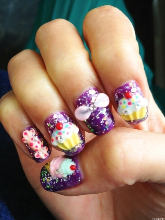 3D Nail Art Ideas