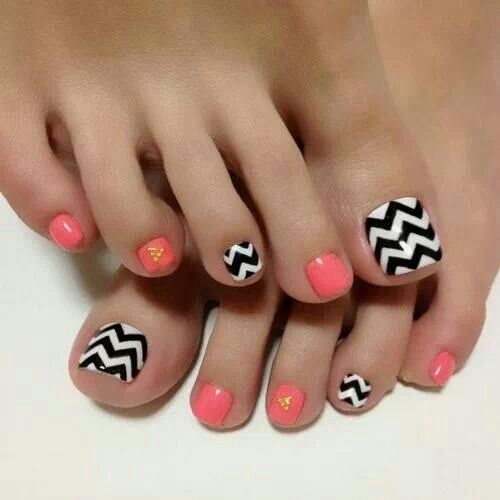 toe nail art cool toe nail designs