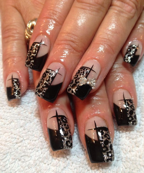 35 best diamond nail art ideas 2014 nail design ideaz
