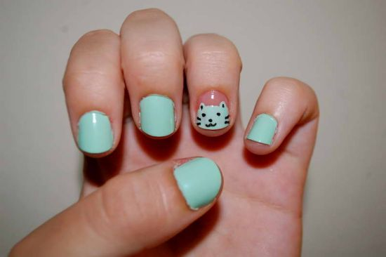 Pictures Of Cute And Easy Nail Designs For Beginners Kidskunstfo