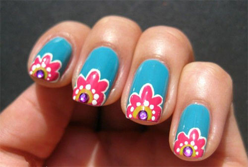 35 Cute Nail Designs For Beginners Nail Design Ideaz