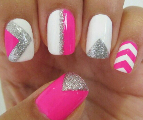 Girly Nail Art Designs: 35 Cute Nail Designs For Beginners
