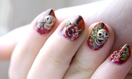 Nail Art Ideas for Small Nails