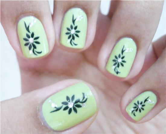Nail Art Ideas For Short Nails
