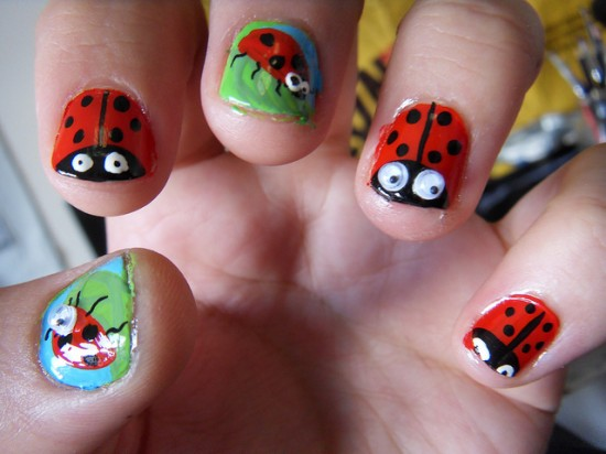 Nail Design Ideas Easy 50 easy nail designs Nail Art Ideas
