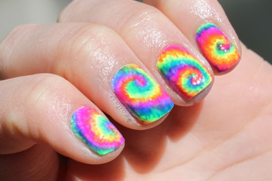 nail design ideas - 40 Fun Nail Ideas For Teenage Girls Nail Design Ideaz