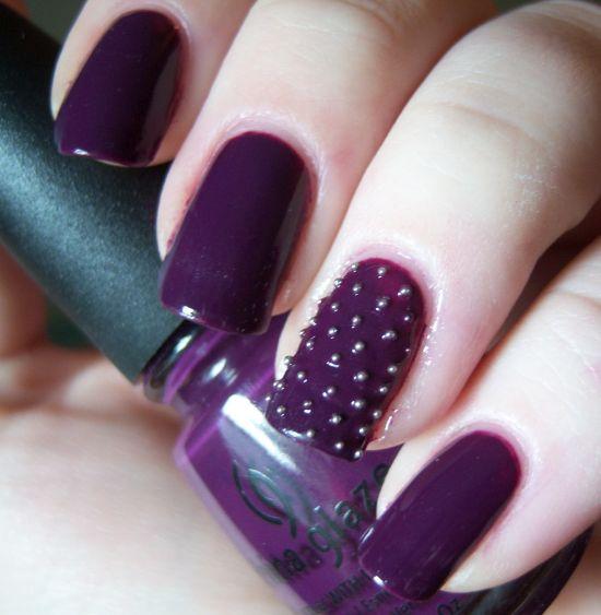 40 Amazing Nail Polish Ideas for Girls | Nail Design Ideaz