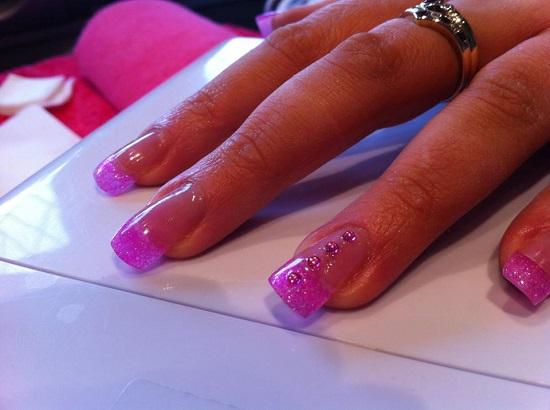 Salon nails for 40 as 2978 melhores imagens em summer for Acrylic nail salon nyc
