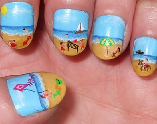Acrylic Nails Designs