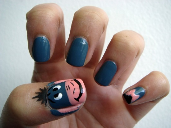 Disney Nail Designs - 35 Disney Nail Art Designs Nail Design Ideaz