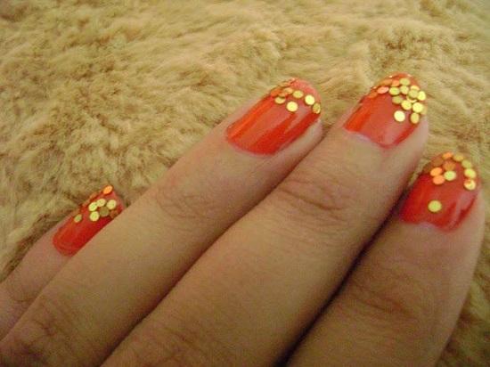 Glitter Nail Designs