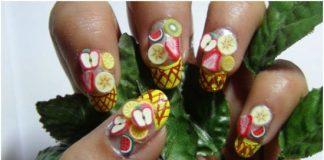 Fruit Nail Designs