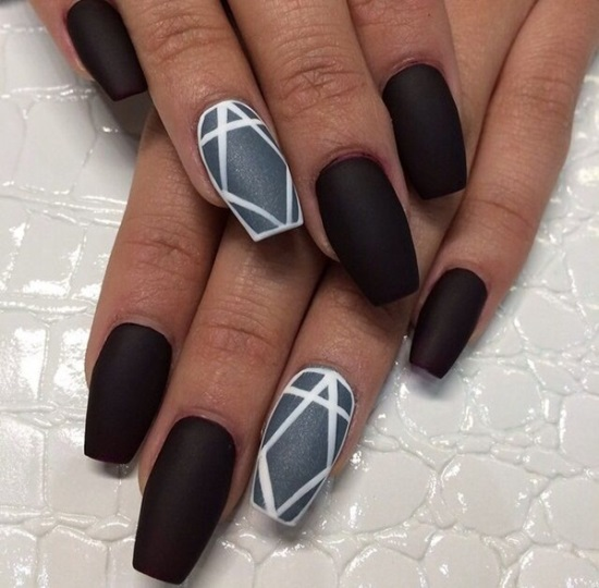 Fall 2015 Nail Trend: Matte Nails
