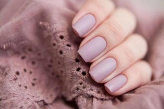 33 Matte Nail Art Designs For Girls