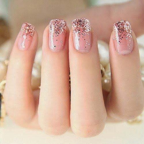 Celebrity Nail Designs