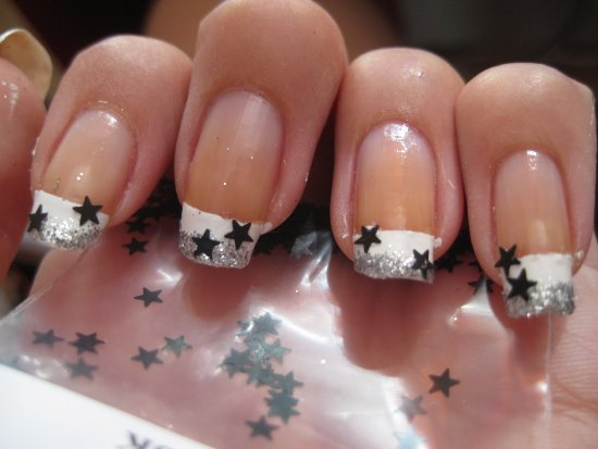 Star Nail Designs - 35 Fantastic Star Nail Art Ideas Nail Design Ideaz