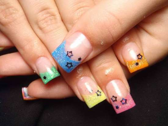 Star Nail Art Ideas