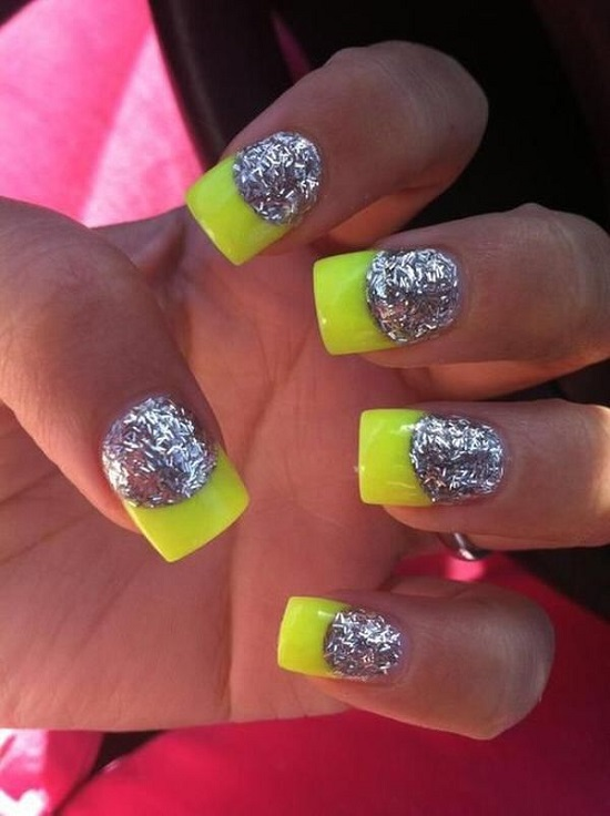 Bright Nail Designs | Graham Reid