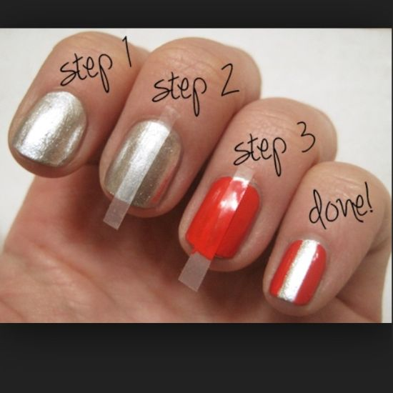 Simple Elegant Fall Nail Designs: 20 Creative Nail Tutorials For Fall