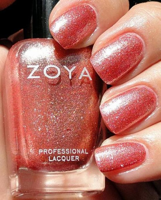 Top 40 Nail Polishes For Fair Skin Tone | Nail Design Ideaz