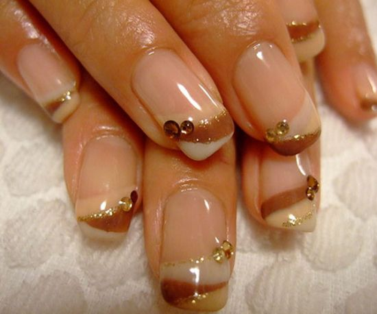 50 amazing fall nail designs for 2014 nail design ideaz fall nail designs prinsesfo Image collections