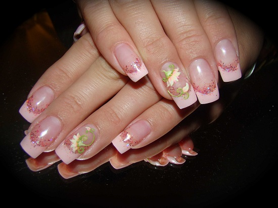 manicure yourself
