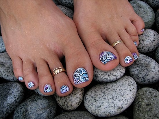 gel nail art - Gel Nail Design Ideas