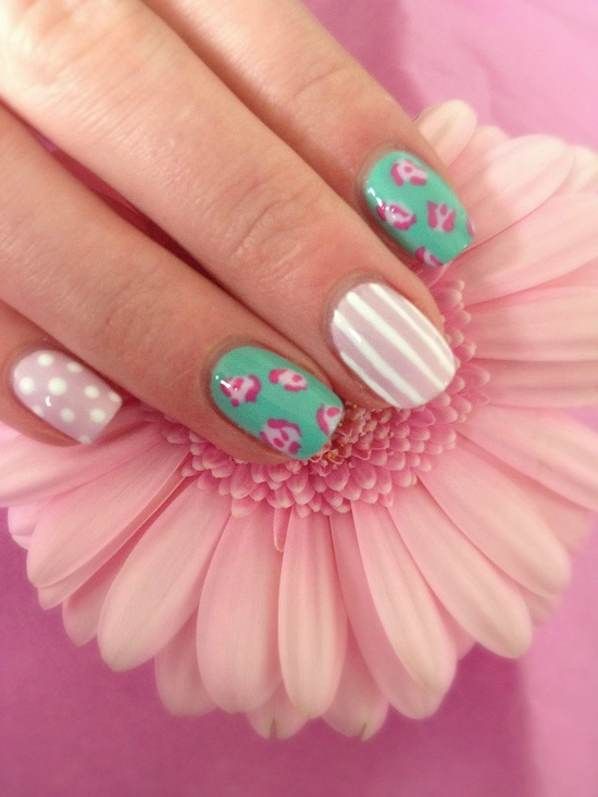 Shellac Nail Design Ideas cool shellac nail designs ideas pictures Shellac Manicure