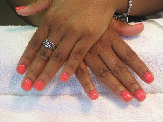 Shellac Manicure Ideas