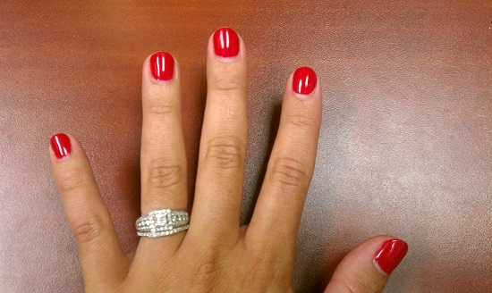 35 Amazing Shellac Manicure Ideas Nail Design Ideaz