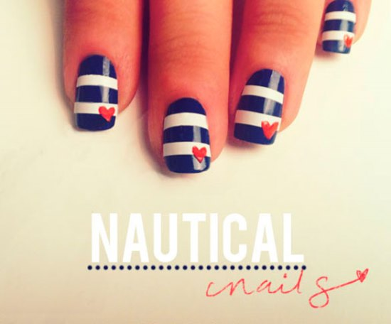 Easy Nail Tutorials