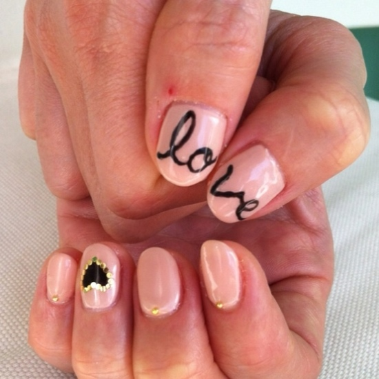 Valentines Day Nail Designs - 50 Romantic Valentines Day Nail Designs Nail Design Ideaz
