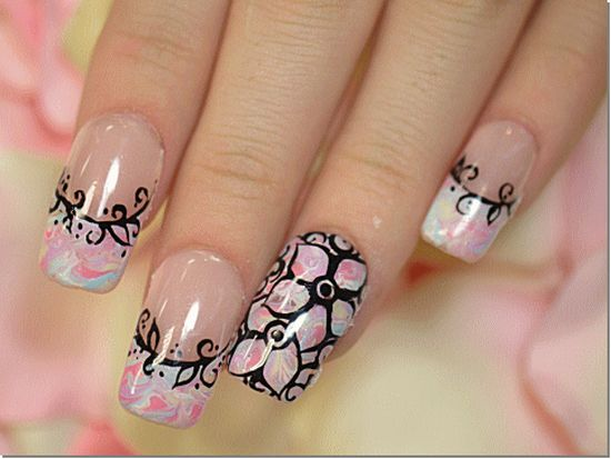 50 Stunning Japanese Nail Art Designs Nail Design Ideaz