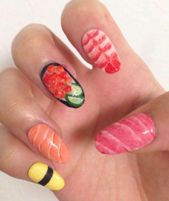 Japanese Nails