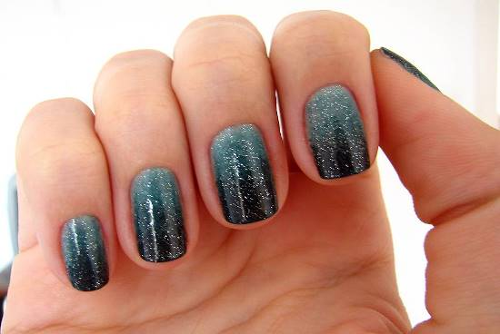 Image result for Gradient Pattern nails