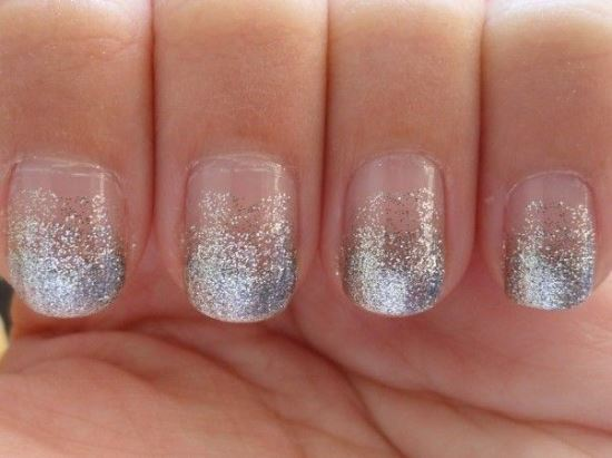 Silver Nail Designs - 40 Pretty Silver Nail Art Designs Nail Design Ideaz