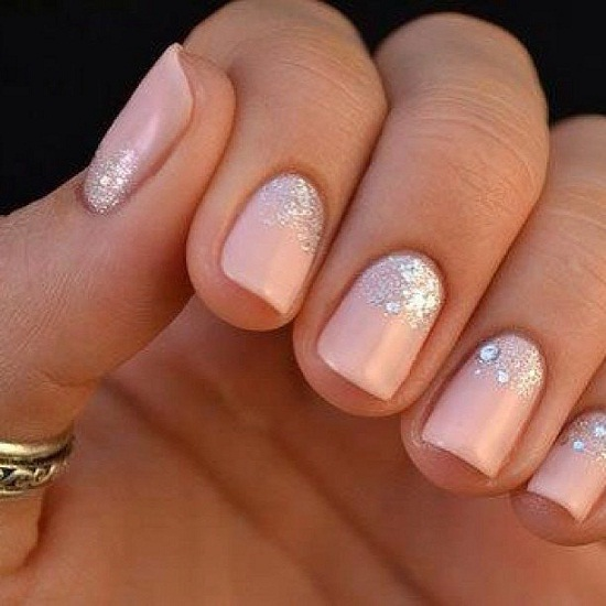 40 Gorgeous Nude Nail Designs Nail Design Ideaz