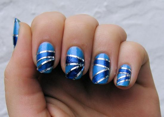 Nail Striping Tape Designs Graham Reid