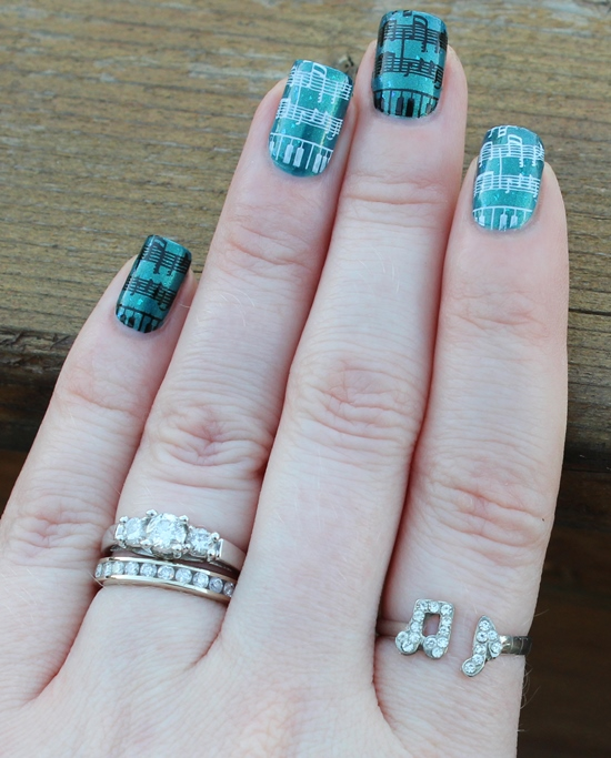 Music Nail Designs - 40 Creative Music Nail Art Ideas Nail Design Ideaz