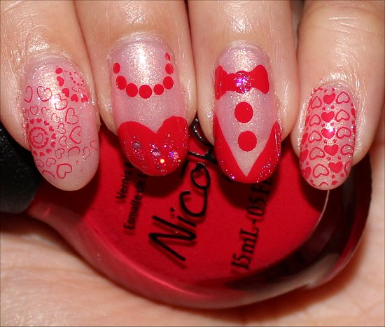 20 Pretty Prom Nail Designs Tutorials Nail Design Ideaz