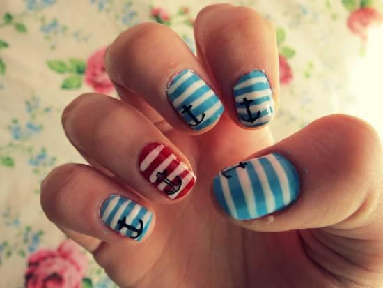 Anchor Nails