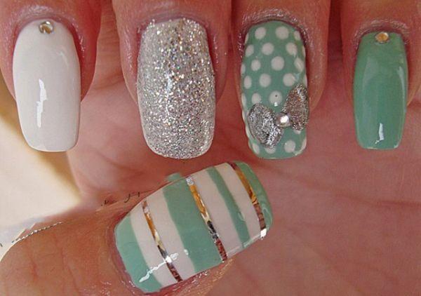 Ногти дизайн разные