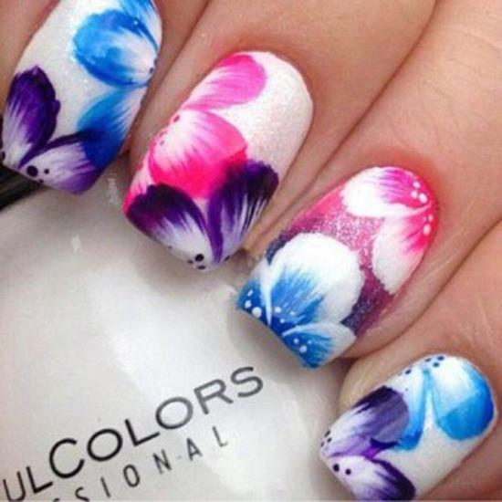 Spring Nail Art Ideas 2015