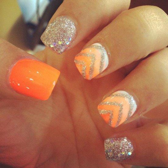 50 adorable spring nail art designs nail design ideaz