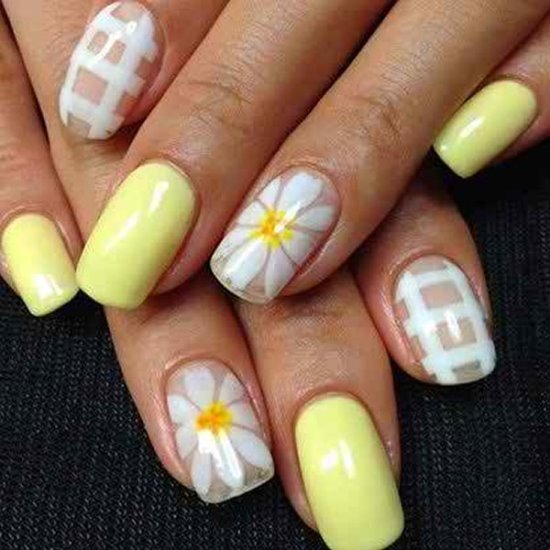 Spring Nail Designs - 50 Adorable Spring Nail Art Designs Nail Design Ideaz