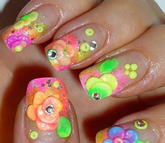 Summer Nail Art Ideas