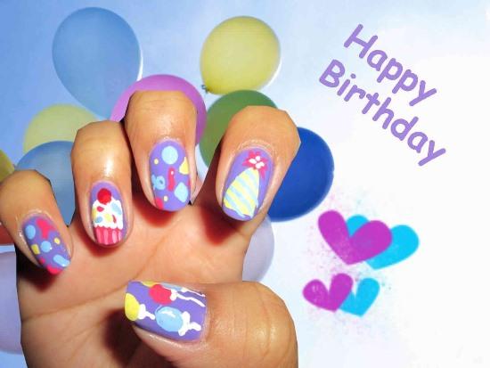 Поздравление для мастера маникюра с днем рождения