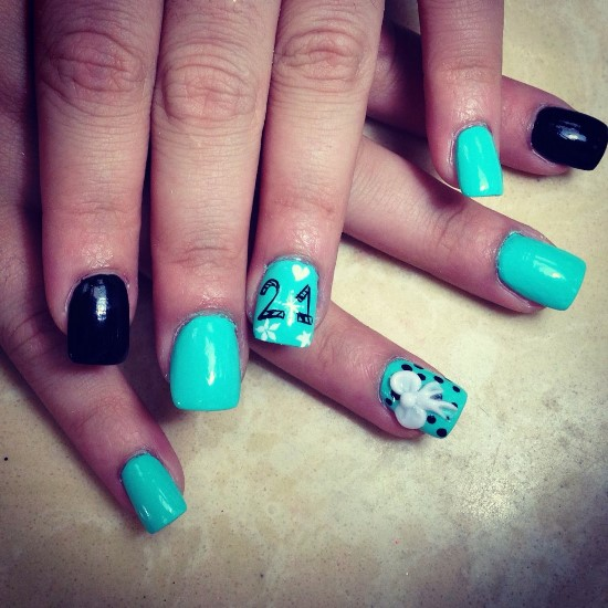 Birthday Nail Ideas
