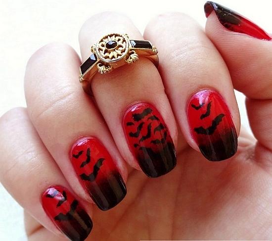 Halloween Nail Designs