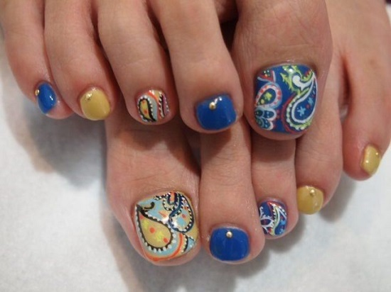 Traditional Nail Design